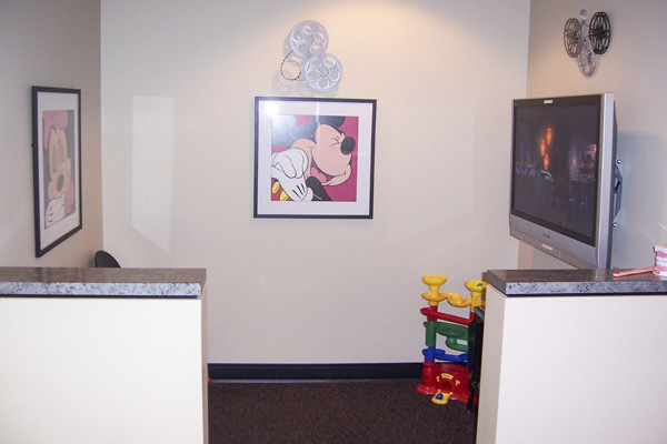 Game Room - Pediatric Dentist in Portland, Beaverton and Lake Oswego, OR
