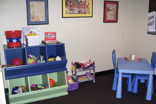 Games and Toys - Pediatric Dentist in Portland, Beaverton and Lake Oswego, OR