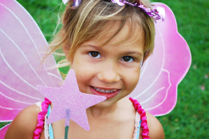 Fairy Girl - Pediatric Dentist in Portland, Beaverton and Lake Oswego, OR