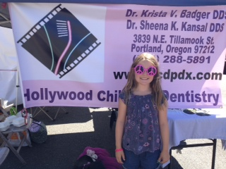Hollywood Children's Dentistry in the Community - Pediatric Dentist in Portland, Beaverton and Lake Oswego, OR